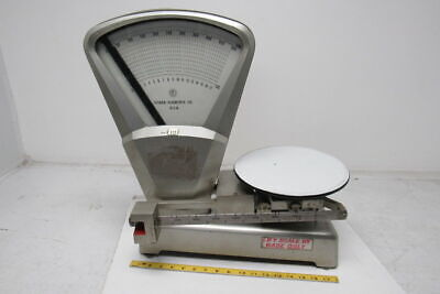 Fisher Scientific 2-116 Balance Weight Scale 5 KG 0-18 OZ.