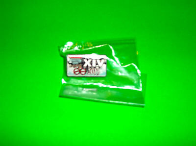 Monster Jam Las Vegas World Finals 14 Limited Edition Pit Party Collectors Pin