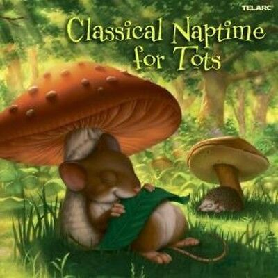 Various Artists - Classical Naptime for Tots / Various [New CD]