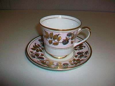 Vintage COALPORT Bone Chine Made in England Cup and Saucer