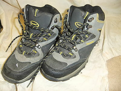 Hiking boots STORMLITE size 3 grey green