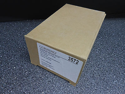 CORNING 3572 ASSAY PLATE, 384 WELL, NO LID NON-STERILE, WHITE 10pcs