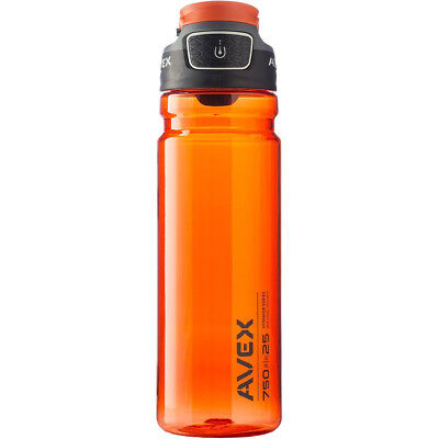 Avex 25 oz. FreeFlow Autoseal Water Bottle - Burnt Orange