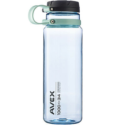 Avex 34 oz. Fuse Screw Top Wide Mouth Water Bottle - Ice