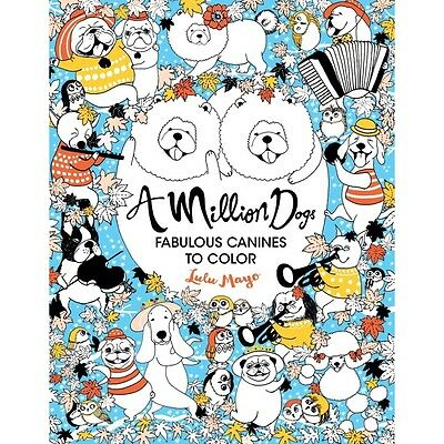Million Dogs Book