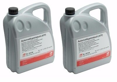10 Liters ATF Automatic Transmission oil Fluid Febi ATF1 for Jaguar Land Rover