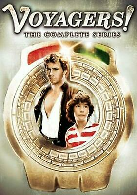 Voyagers the Complete Series - DVD Region 1 Free Shipping!