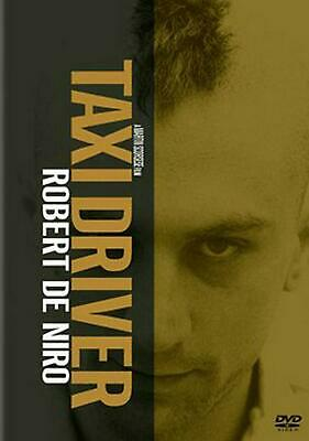 Taxi Driver - DVD Region 1 Free Shipping!