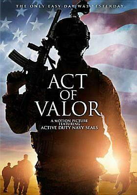 Act of Valor - DVD Region 1 Free Shipping!