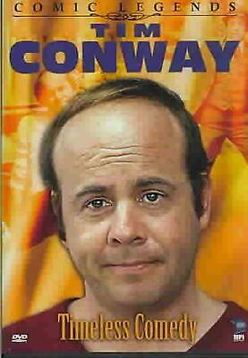 Tim Conway:timeless Comedy - DVD Region 1 Free Shipping!