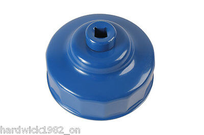 NEW OIL FILTER WRENCH SOCKET 90mm 15 FLATS LAND ROVER RANGE ROVER 5.0