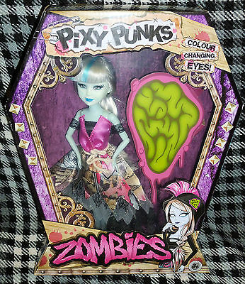 PIXY PUNKS ZOMBIES DOLL - style A