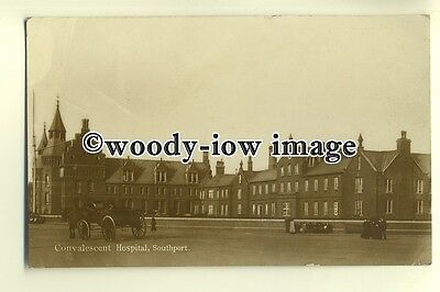 tp0250 - Lancs - Early View of Convalescent Hospital c1927 - postcard