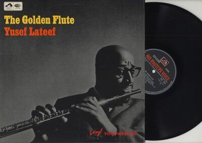 LP Yusef Lateef - The Golden Flute UK HIS MASTER'S VOICE CSD 3615...NM