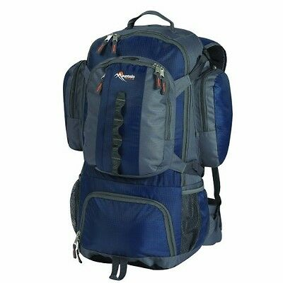 Mountain Trails Quick Haul Backpack, 45-Liter, Blue