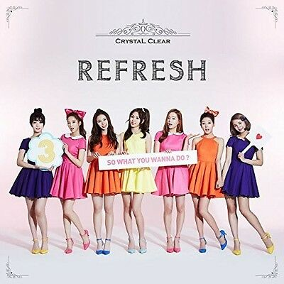 Clc - Refresh (3rd Mini Album) [New CD] Asia - Import