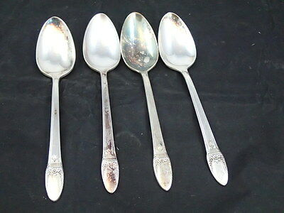 First Love silverplate rogers Teaspoon Tea Spoon S