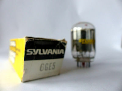 Sylvania Röhre Beam Power Tube 6GE5 , NOS