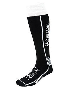 Halvarssons Whistler Motorbike/Ski Thermal Wool Winter Socks Breathable RRP £13