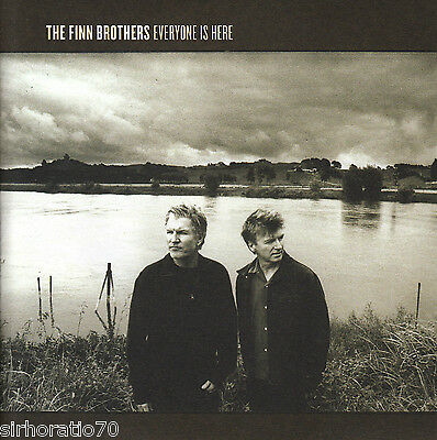 The FINN BROTHERS Everyone Is Here OZ CD 2004 Split Enz /  Promo