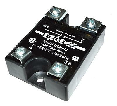 Opto22 Dc60S3 Solid State Relay 32 Vdc