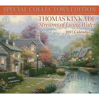 Thomas Kinkade Streams of Living Water Special Collect