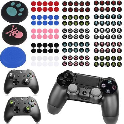 10x Analog Controller Grip Thumbstick Cap Cover For PS4 PS3 XBOX ONE 360 Wii