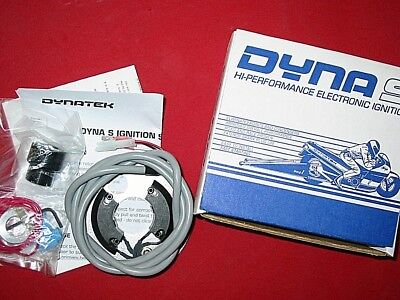 Gs550 Gs750 Gs850 Gs1000 Gs1100 Dyna Electronic Ignition Trigger Dynatek (Nd)