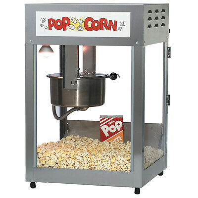 Commercial Popcorn Machine Gold medal 12/14oz 2552