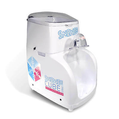 Snowie Commercial Cube Pro Shaved Ice Machine 12V Shaver