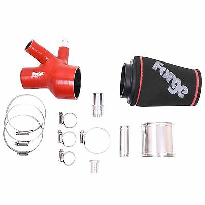 Forge Air Induction Kit And Red Silicone Hoses For Peugeot 207 GTI - FMINDDS3-R