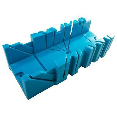Expert Quality Large Mitre Box Angle Saw Guide Sawing Miter Skirting Coving Wood