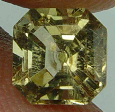 1.55CT 100% Natural Glowing Rare Kornerupine 09092997S