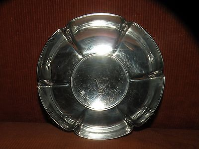 Vintage Chicago Arts And Crafts Randahl Sterling Silver Bowl A54 5 1/2""