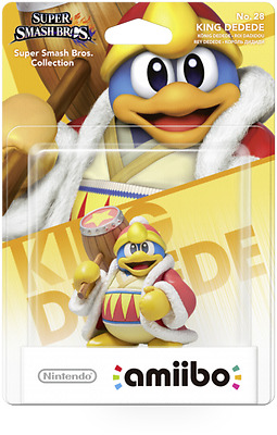 Nintendo Amiibo Smash King Dedede New