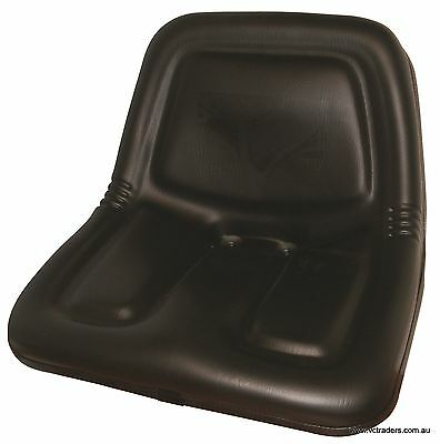 Universal Ride On Mower Seat - Deluxe High Seat - NEW!!