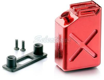RC Crawler Red Jerry /  Fuel Can - Scale accesories For Bodyshell Ansmann Racing