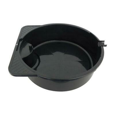 Car Oil Drip Tray Coolant Drain Pan Tray Fuel Gearbox Change  Waste 8Ltr Plastic