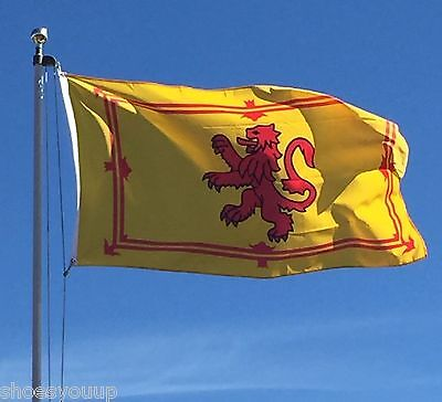 Scotland Lion Rampant Flag 3ft x 2ft 90cm x 60cm Flag Banner