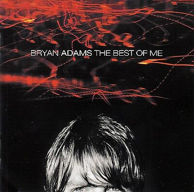 Bryan Adams : The Best Of Me / Cd - Top-Zustand