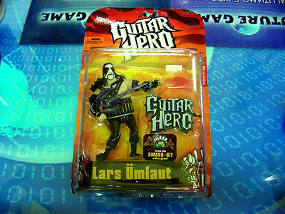 Action Figure Guitar Hero Lars Umlaut - Nuova