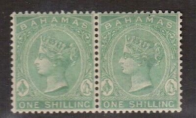 Bahamas #22 VF+ Mint Pair