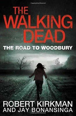 The Walking Dead The Road to Woodbury Paperback Book 2014