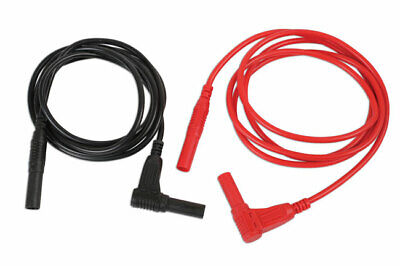 "Multi Meter MULTIMETER Accessory TEST Lead Set Length 48""/122cm 1000V"