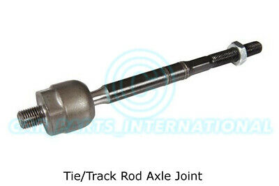MOOG Left or right, Inner, Front Axle, Track Tie Rod Axle Joint, ME-AX-1530
