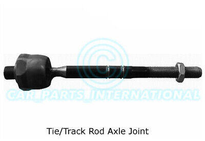 MOOG Inner, Front Axle left or right, Track Tie Rod Axle Joint, ME-AX-5596