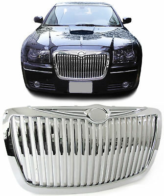 Chrysler 300C 04-11  SPORT KÜHLERGRILL GRILL ROLLS ROYCE LOOK CHROM