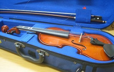 Stentor Student Violin  1/8 with Case and Bow