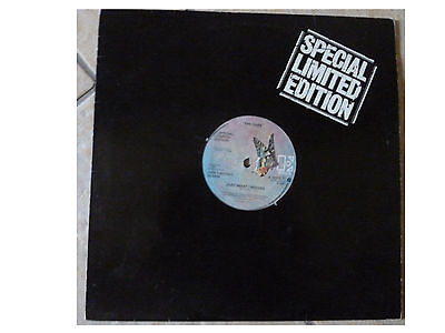 """The Cars * Just What I Needed * Limited Edition 12"""" Vinyl K12312 Plays Great"""