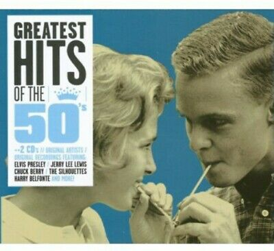 Various Artists - Greatest Hits of the 50's / Various [New CD]